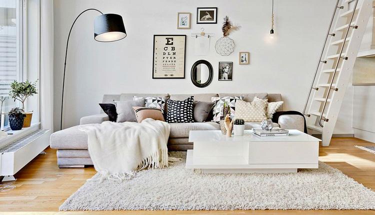 Yaratıcı ev dekorasyon öneriler evinizi kendi zevkinize dönüştürün!