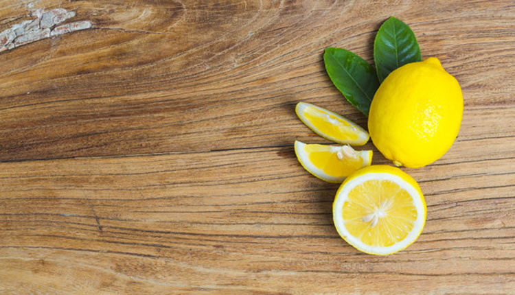 Limon diyeti tarifi 3 kilo birden verdiriyor!