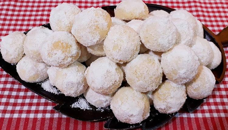 Pişmaniye kurabiye tarifi bol hindistan cevizli!