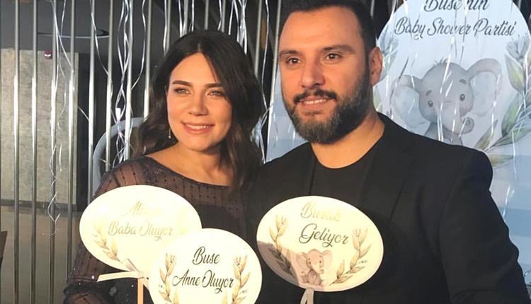 Doğuma giren Buse Varol'dan eşi Alişan'a duygusal mesaj