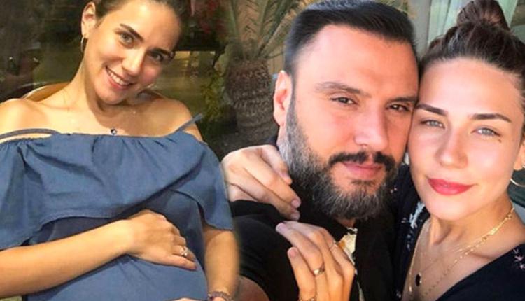 Buse Varol ve Alişan'ın ilk bebekleri dünyaya geldi!