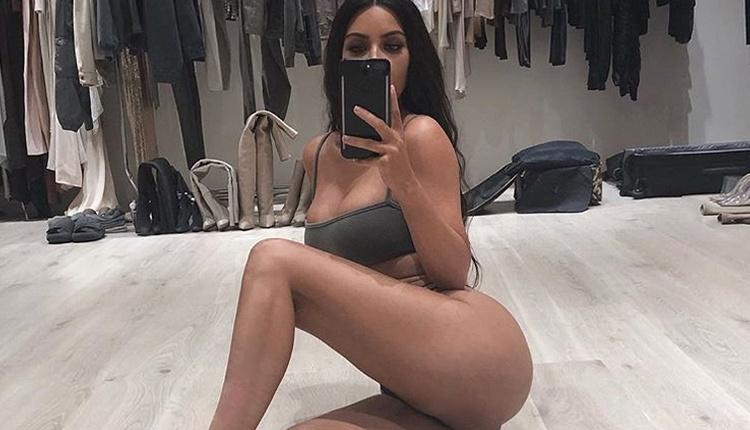 Kim Kardashian'ın makyajsız hali takipçilerini şaşırttı!