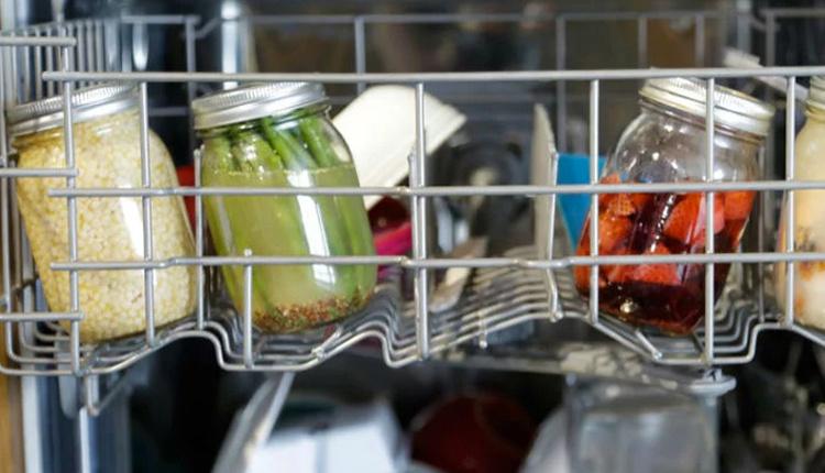 Bulaşık makinesinde turşu nasıl yapılır uzun süre beklemek istemiyorsanız...