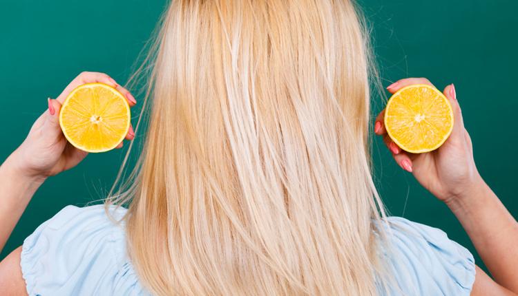 Limonun saça faydaları neler C vitamini kaynağı limon saç canlılık kazandırıyor!