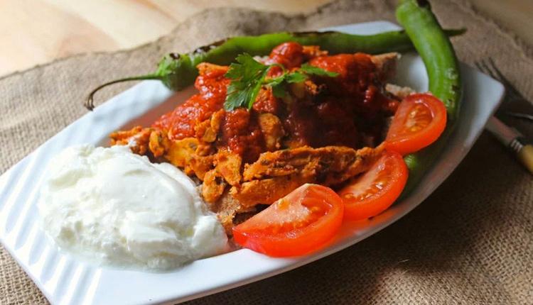 Tavuk iskender nasıl yapılır ekonomik yemek tarifi!