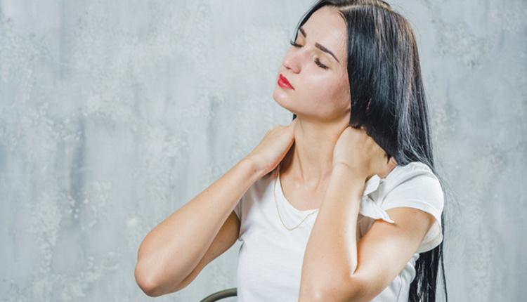 Boyun ağrısı neden olur stresi hayatınızdan çıkarma zamanı!