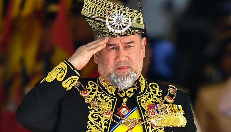 Malezya Kralı Sultan 5. Muhammed'in karısının cinsel ilişki görüntüleri çıktı!