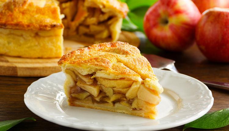 Elmalı pasta tarifi kokusu mest edecek!
