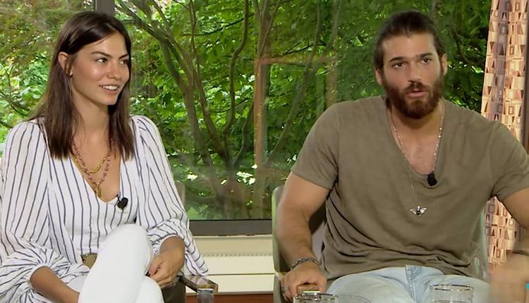 Can Yaman ve rol arkadaşı Demet Özdemir'in aşk yaşadığı ortaya çıktı!