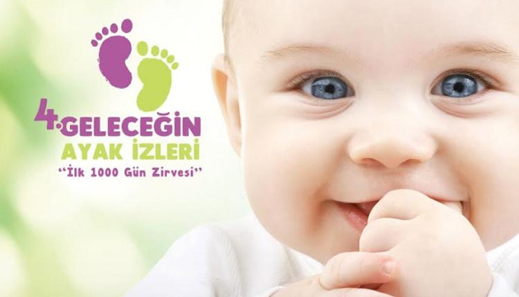 Geleceğin Ayak İzleri İlk 1000 Gün Zirvesi 10 Nisan'da anne ve babaları bekliyor