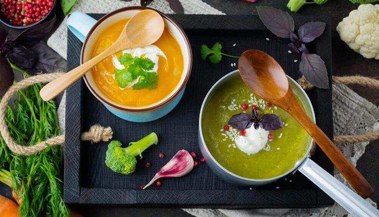 Detoks çorbası nasıl yapılır fit görünümüzü korumak için şart!