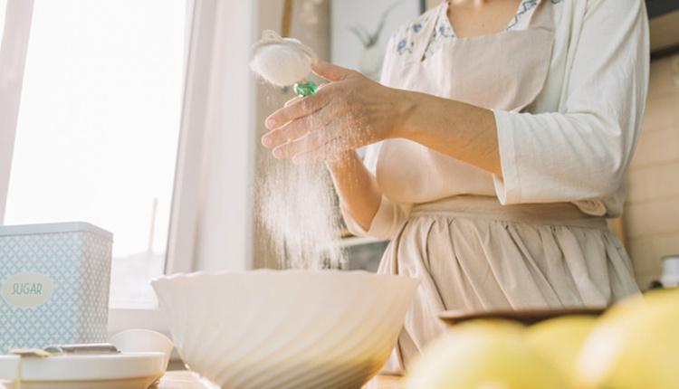 Limon aromalı kek nasıl yapılır ne ekşi ne tatlı!