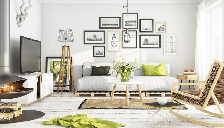 Ev dekorasyonunda bilinmesi gereken 4 etkili dokunuş!