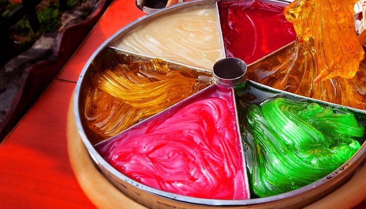 Evde Osmanlı macunu nasıl yapılır rengarenk aynı sokakta satılmış gibi!