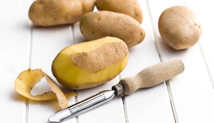 Patates kabuğunun faydaları B6 vitamini açısından zengin!
