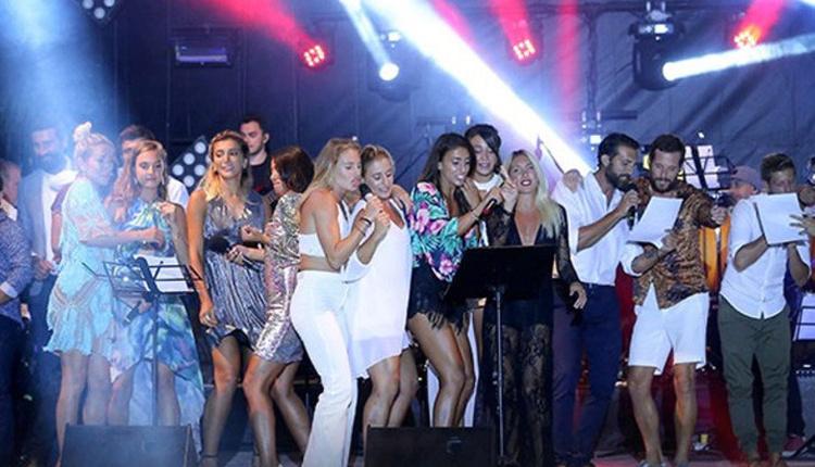 Survivor birleşme partisi şarkı yarışmasını kim kazandı ödül ne?
