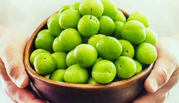 Yeşil eriğin faydaları kötü kolestrolü düşürüyor!