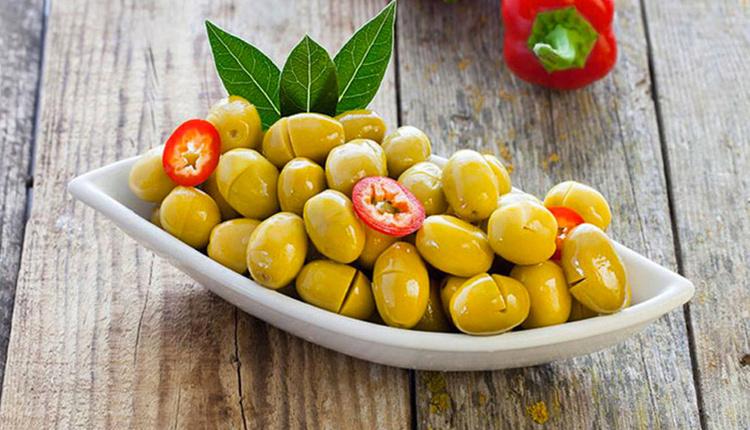Yeşil zeytinin faydaları sahurda yerseniz...