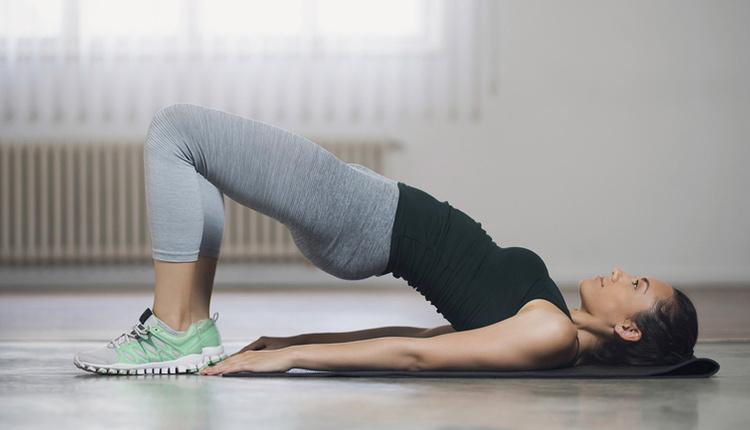 Bacak incelten egzersizler sadece 3 dakika yapsanız yetiyor!