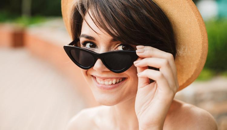 Güneş gözlüğü seçerken dikkat edilmesi gerkenler neler camı kahverengiyse....