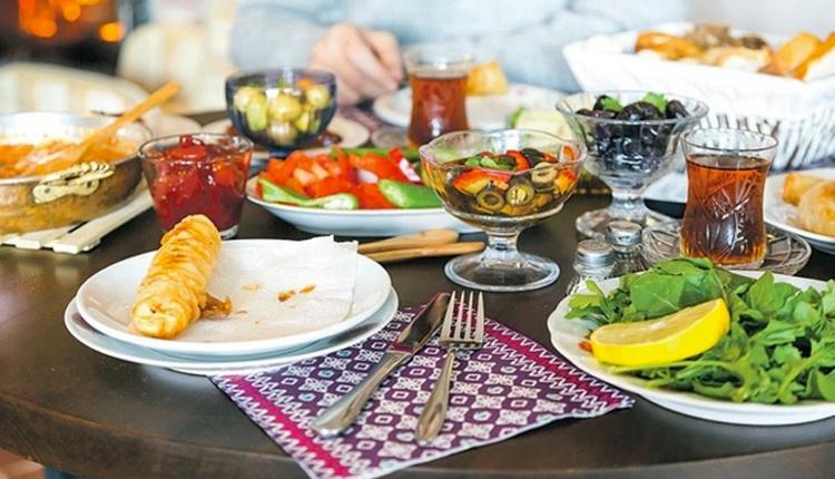 Sahurda yapılacak pratik tarifler hem kolay hem lezzetli!