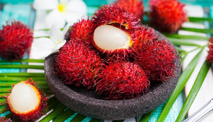 Rambutan meyvesi faydaları kansızlık sorunu için ideal!