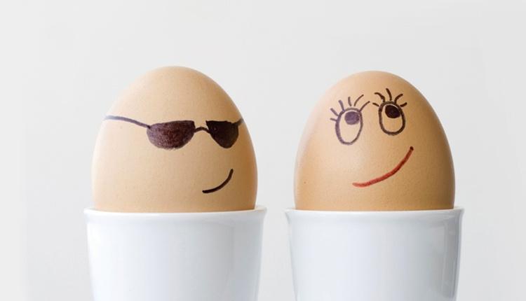 Yumurta nasıl saklanmalı buzdolabının yumurtalık kabında saklamayın!