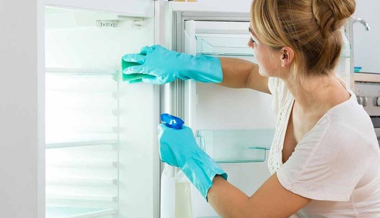 Buzdolabı içi düzenlemenin püf noktaları daha fazla eşya alması için...
