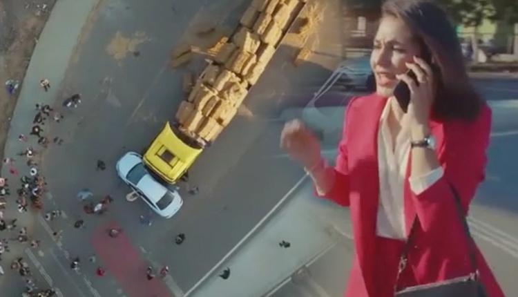Kadın sezon finalinde kim öldü ''ambulansı arayın ölümlü kaza var'' cümlesi olay oldu!
