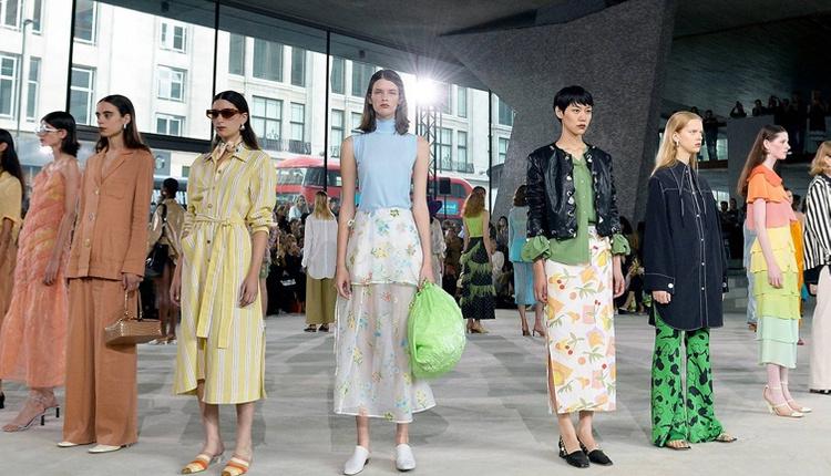 2019 yaz modası tredleri elbiseler, şapkalar, renkler...