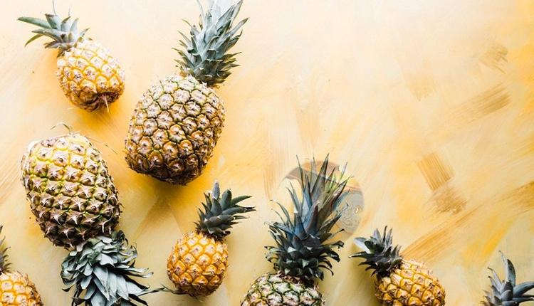 Ananasın faydaları akciğerleri temizliyor!