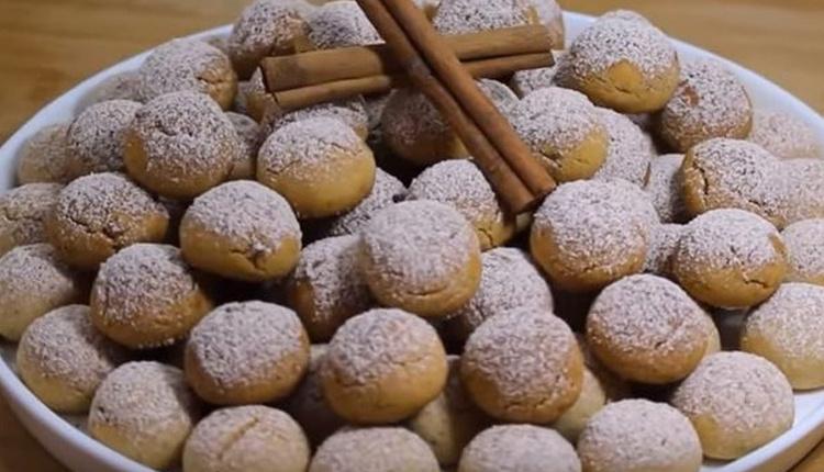 Misket kurabiye tarifi çay saatlerinizin vazgeçilmezi olacak!
