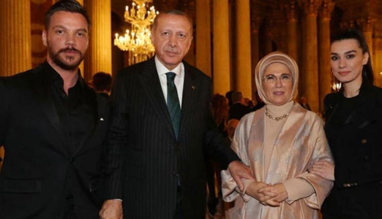 Sinan Akçıl Cumhurbaşkanı Recep Tayyip Erdoğan ile anısını anlattı ''Kalk sarıl''