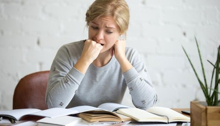 Sınav kaygısını yenmek için zihninizde sınav gününü planlayın!