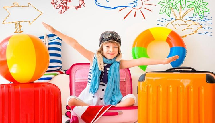 Çocukların yaz tatilini verimli geçirmesi için ne yapmalı?