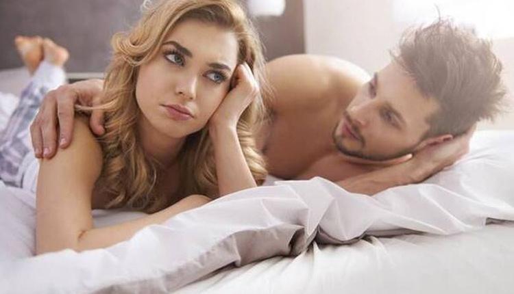 Partnerinizin seks yapmak istememe nedenleri çalışma hayatı zor olabilir!