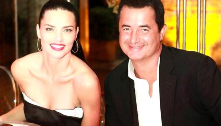 Acun Ilıcalı'dan şaşırtan Adriana Lima itirafı Türk sevmesinde etken biriyim!