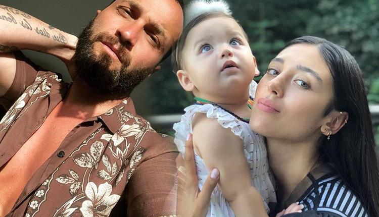 Şarkıcı Berkay'ın eşi Özlem Ada Şahin doğum yaptı bebeğin resmini paylaştı!