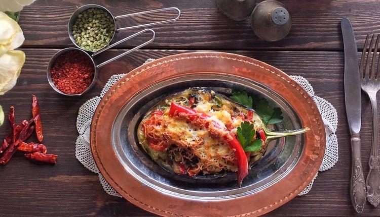 Patlıcan papucaki nasıl yapılır enfes bir tat!