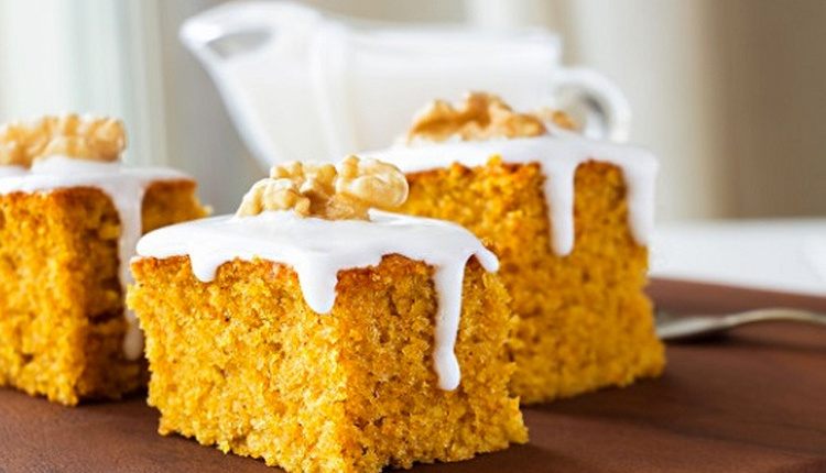 Havuçlu kek nasıl yapılır enfes bir tat!