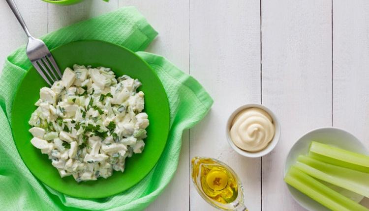 Zeytinyağlı kereviz sağlığa çok faydalı tam bir kış sebzesi!