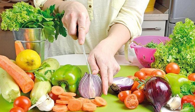 Sebzeler nasıl pişirilmeli buharda pişirin!