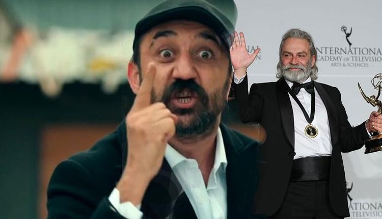 Çukur dizisi Haluk Bilginer'e Emmy selamı ile büyük alkış topladı!