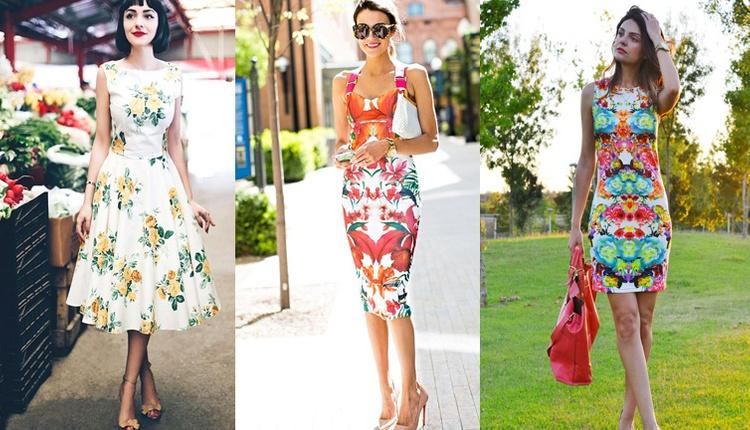 2020 moda trendleri neler çiçek desenli kıyafetler revaçta!