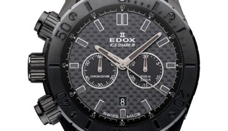 Şampiyon babalara Edox saat!