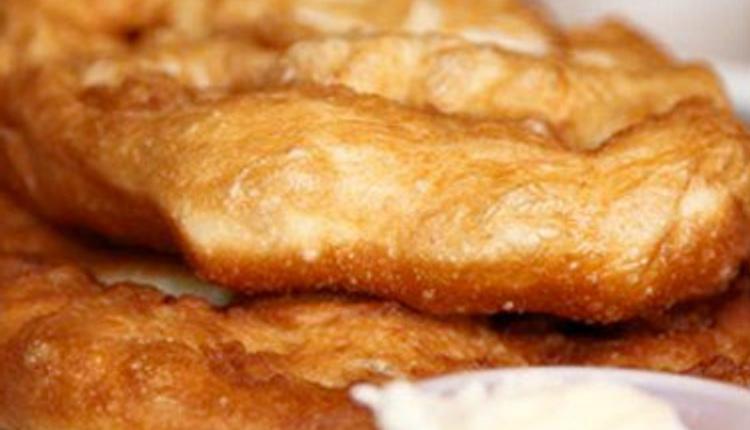 Beş çayına: Peynirli Puf Çörek