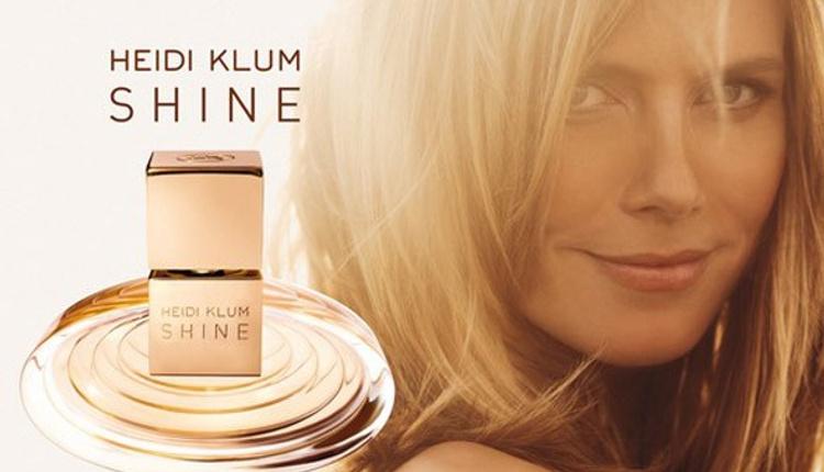 Heidi Klum'dan 'Shine'