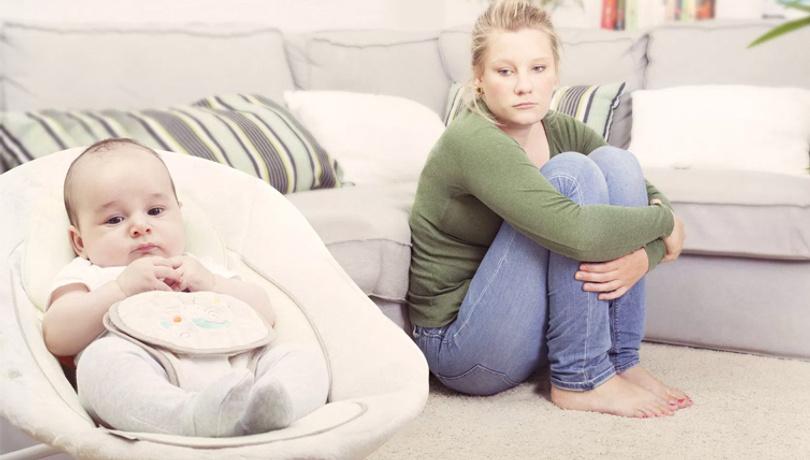Doğum sonrası 6 belirtiye dikkat annelik hüznüyle karıştırmayın!