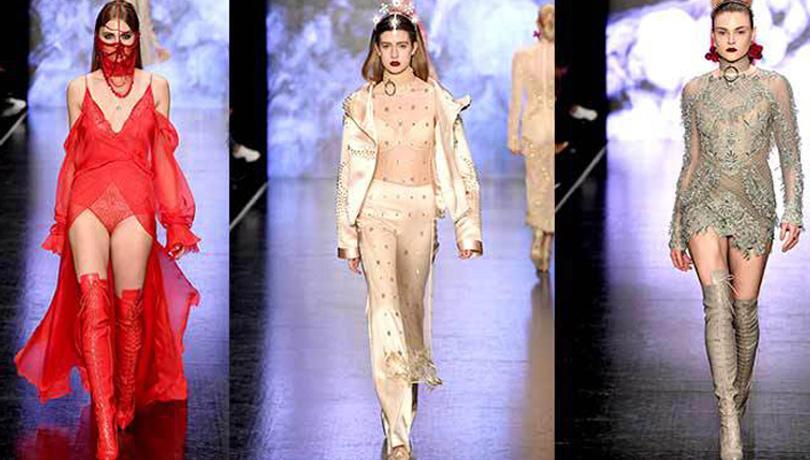 Zeynep Tosun, Haute Couture 2018 koleksiyon