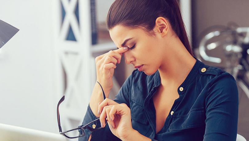 Dikkat stresin vücudunuza etkileri!